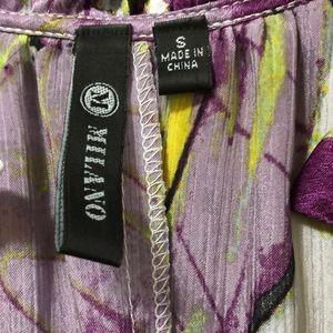 Milano Tops - Silk shirt